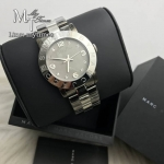 MARC BY MARC JACOBS Amy Gunmetal Two Tone Watch MBM3196