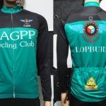 เสื้อปั่นจักรยานแขนยาว AAGPP