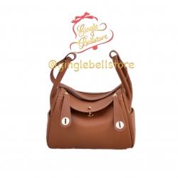 กระเป๋าลินดี้ Lindy 26 ซ.ม. สีน้ำตาล