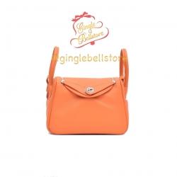 กระเป๋าลินดี้ Lindy 26 ซ.ม. สีส้ม