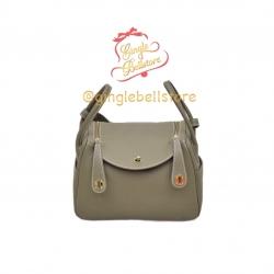 กระเป๋าลินดี้ Lindy 26 ซ.ม. สีEtaupe