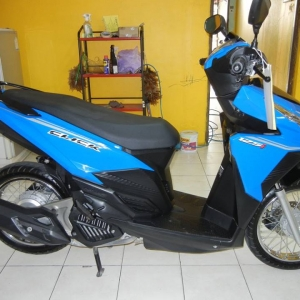 Rental Honda Click LED 125cc Auto