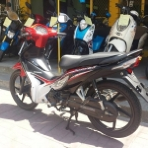 Rental Honda Wave 110cc Manual