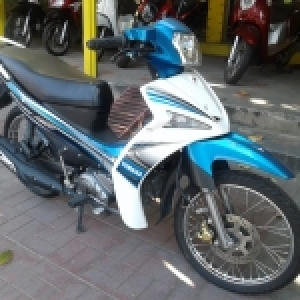 Rental Yamaha Spark 115cc Manual