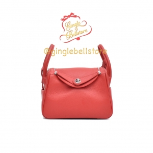 กระเป๋าลินดี้ Lindy 26 ซ.ม. สีแดง