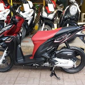 Rental Honda Click 125cc Auto