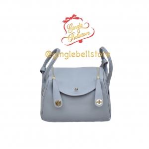 กระเป๋าลินดี้ Lindy 26 ซ.ม. สีBlue Lin