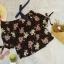 เสื้อแฟชั่น Floral and Stripe Top thumbnail 12