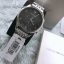 Emporio Armani Beta Chronograph Black Dial Stainless Steel Men's Watch - AR1863 thumbnail 2