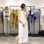 แม็กซี่เดรส Majestic Lace Maxi Dress thumbnail 4