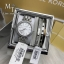 MICHAEL KORS Petite Darci Silver Dial Steel Ladies Watch MK3364 + Bracelet Set thumbnail 1