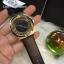 นาฬิกาข้อมือ MARC BY MARC Henry Black Cut-out Dial Gold Ion-Plated Ladies MBM1246 thumbnail 2