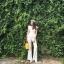 จั๊มสูท Cupid Heart Jumpsuit by Landmee สีดำ thumbnail 5