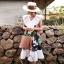 ชุดเดรส Summer Macawbird Pleats Dress thumbnail 1