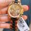 นาฬิกาข้อมือ MICHAEL KORS รุ่น Bradshaw Chronograph Dial Gold-Tone Ladies Watch - MK6318 thumbnail 3