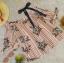 เสื้อแฟชั่น Floral and Stripe Top thumbnail 10