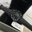 EMPORIO ARMANI Sportivo Black Dial BlackLeather Strap Men's Watch AR6035 thumbnail 2