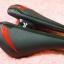 เบาะจักรยาน Promend รางเหล็ก สีดำแดง thumbnail 2