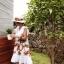 ชุดเดรส Summer Macawbird Pleats Dress thumbnail 3