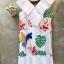 ชุดเดรส Summer Macawbird Pleats Dress thumbnail 7