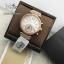 นาฬิกาข้อมือ MICHAEL KORS รุ่น Sawyer Mother of Pearl Crystal Pave Dial Rose Gold-Tone Ladies Watch MK6282 thumbnail 1