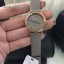 MARC BY MARC JACOBS Baker Mini Rose Gold/Grey Leather Strap Watch MBM1318 thumbnail 2