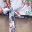 เสื้อแฟชั่นNanda Striped Floral Bowtie thumbnail 7