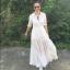 แม็กซี่เดรส Landmee Romance Love Maxi Dress สีดำ thumbnail 2