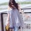 เดรส Lady Stripe Dress thumbnail 3