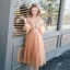เดรส Cindy Bell Dress wt Belt thumbnail 2