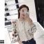 เสื้อแฟชั่น Zara Boho Embroidery Top thumbnail 3
