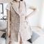 เสื้อเบลเซอร์ CC Sleeveless Long Tweed Blazer thumbnail 2