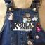 ชุดเอี้ยมยีนส์แฟชั่น Play girls Embroidery Playsuitdress thumbnail 8