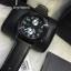 นาฬิกาข้อมือ Marc by Marc Jacobs Larry Chronograph Black Leather Watch MBM5054 thumbnail 1