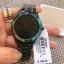 นาฬิกาข้อมือ MICHAEL KORS รุ่น Slim Runway Iridescent Black Stainless Steel Watch MK3603 thumbnail 2