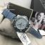 GUESS Women's Sky Blue Sparkle Denim Leather Strap Watch 39mm U0775L1 thumbnail 2