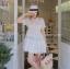 เดรสคอปก Haidi Lace Collar Dress thumbnail 5