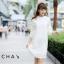 เดรสลูกไม้ La Vin Lace Dress thumbnail 1