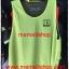 เสื้อซ้อม เสื้อเอี๊ยม (สีเขียวสะท้อน) thumbnail 1