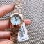 นาฬิกาข้อมือ MARC BY MARC JACOBS Mini Amy White Dial Rose Gold-tone Stainless Steel Ladies Watch MBM3078 thumbnail 3