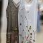 เสื้อซีทรู Zara See Though Embroidery Top thumbnail 5