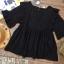 เสื้อลูกไม้ Embroidered Lace Midi Dress thumbnail 11