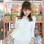 เสื้อแฟชั่น Baby Doll Lace Blouse thumbnail 2