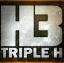 สนับเข่า H3 (สีดำ) แบบยาว ฟองน้ำ (2 ชิ้น) thumbnail 6