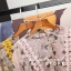 ชุดSet 2 ชิ้น เสื้อผ้าลายดอก สีชมพู thumbnail 7