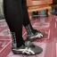 ถุงเท้ากันลื่น H3 Super ยาว (สีดำ) thumbnail 10