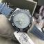 GUESS Women's Sky Blue Sparkle Denim Leather Strap Watch 39mm U0775L1 thumbnail 1