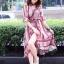 ชุดเดรส I'm So Vintage Dress thumbnail 6