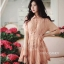 เดรสคอปก Haidi Lace Collar Dress thumbnail 1