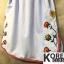 ชุดเดรสแฟชั่น Zara Embroidery Off-Shoulder Dress thumbnail 8